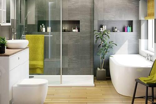 卫生间处于整个家居环境中的风水禁忌