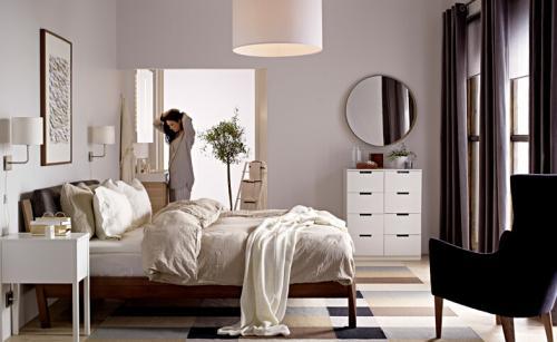这样摆放卧室家具,还你安心好眠