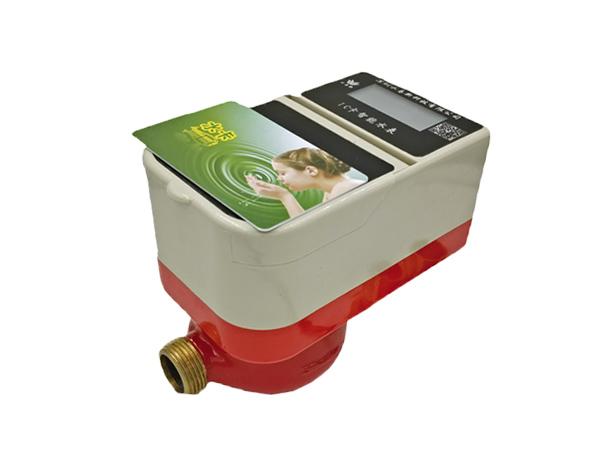 一体电动阀水控机