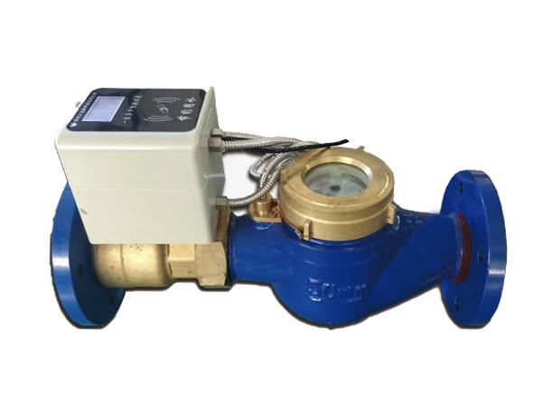 大口径水控机