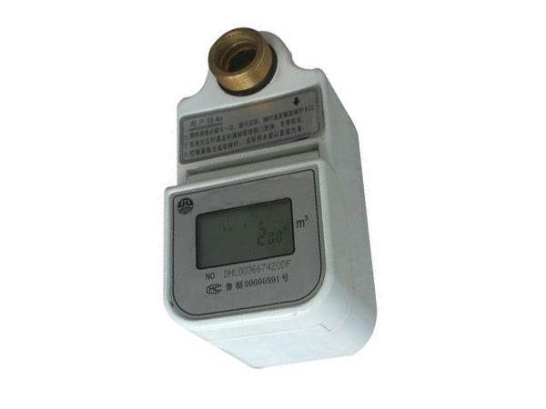 射频卡智能冷水表     立式