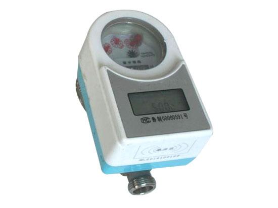 射频卡纯净水水表