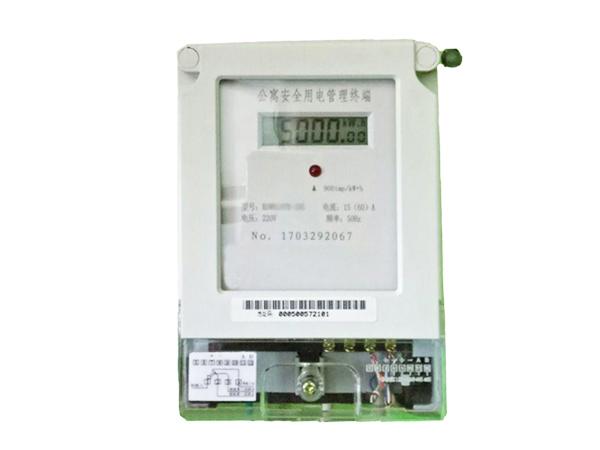 DDSY1379-07A      单相预付费远控公寓安全用电智能电表