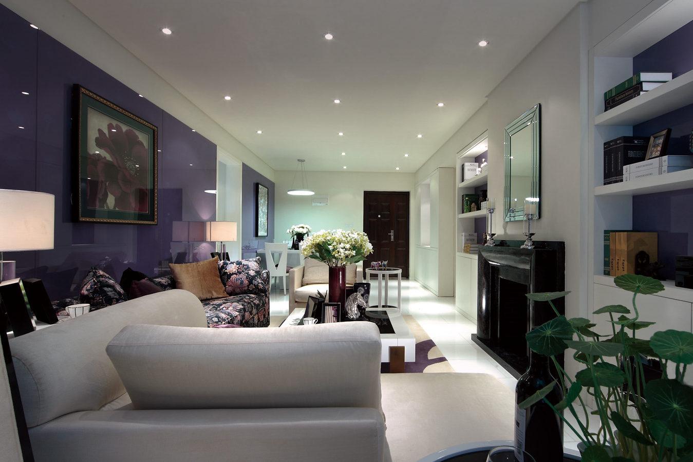 越秀可逸豪苑私宅设计