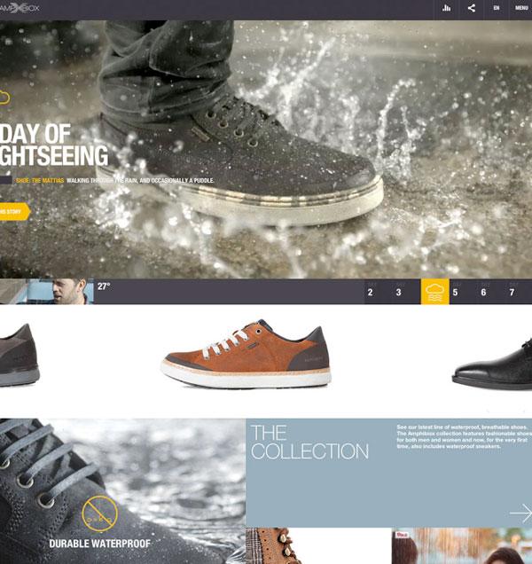 对于时尚网站20创意性解决方案004